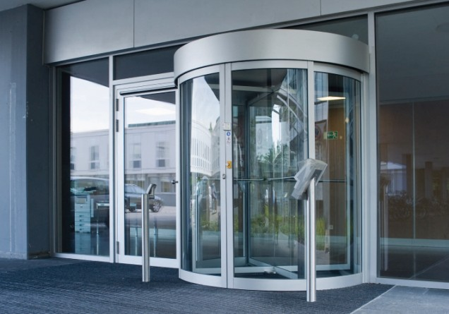 Automatic Revolving Doors Systems
